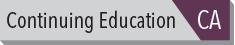 Continuing Education California