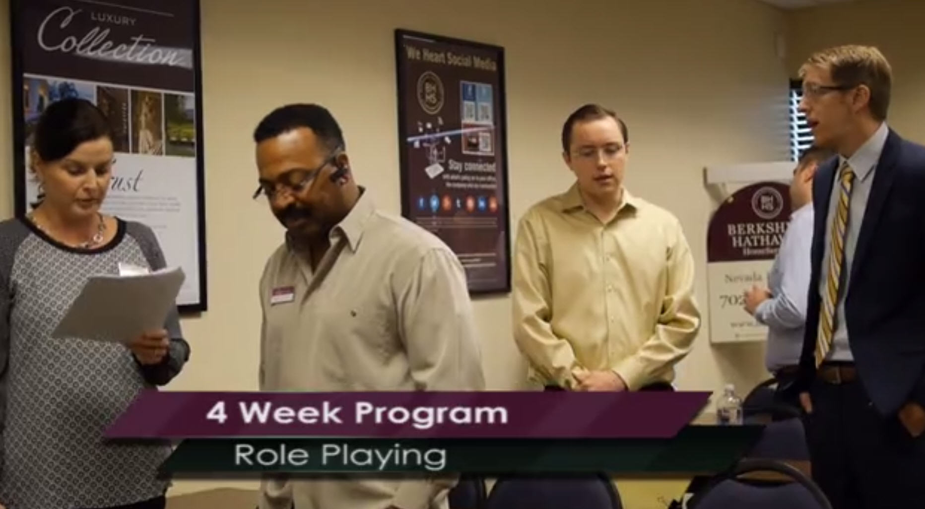 Success Center- role playing